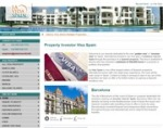 Property Visa Spain Website